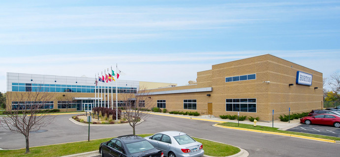 Horton Roseville Headquarters location
