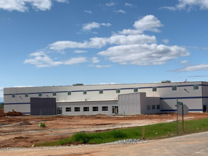 Horton Oconee County facility construction