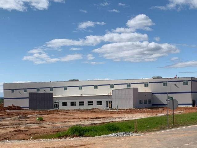 horton south carolina plant construction
