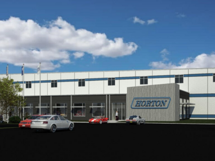 A rendering of Horton's new Oconee County, South Carolina facility