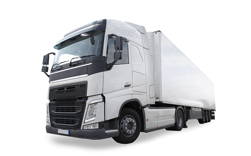 Commercial Lorry Vehicle