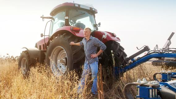 viscous fan drive tractor farmer