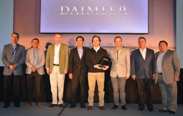 Horton members recieve prestigious supplier of the year award