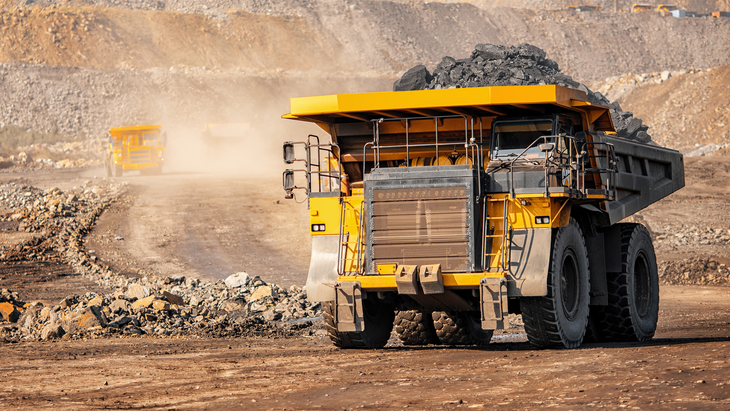 mining equipment engine cooling systems