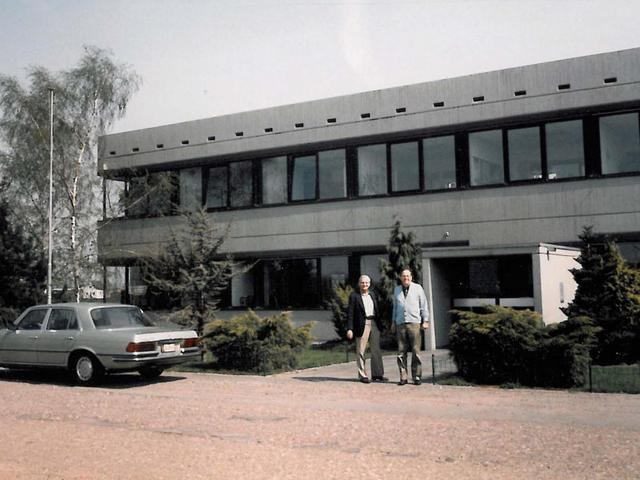 Horton's distributor in Troisdorf, Germany