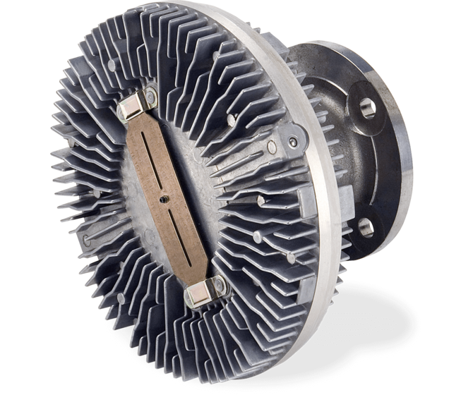 Viscous Air-Sensing Fan Drive