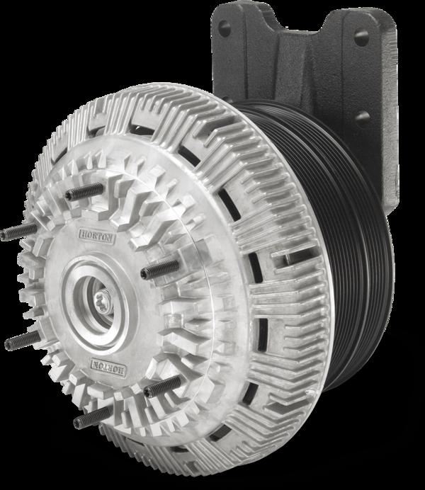 Arctis Two-Speed Fan Drive -- Horton fan clutch