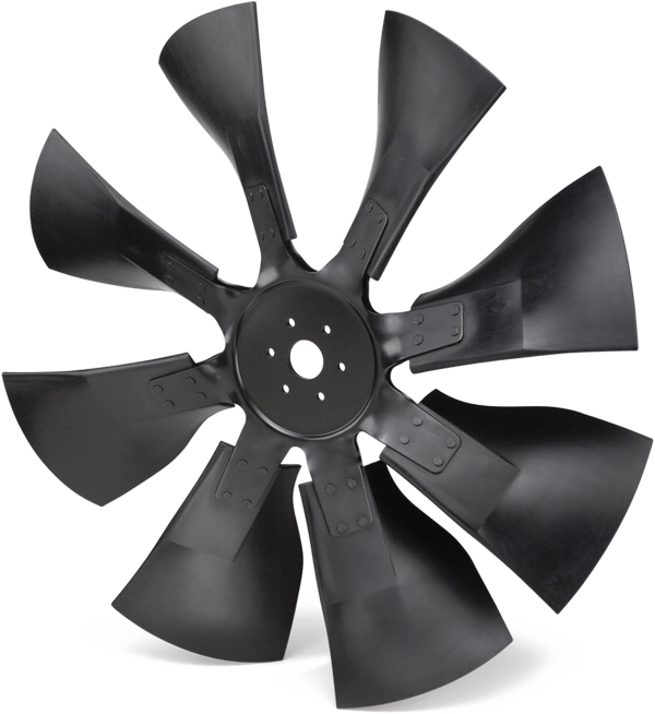 WindMaster Composite Nylon Engine Cooling Fan
