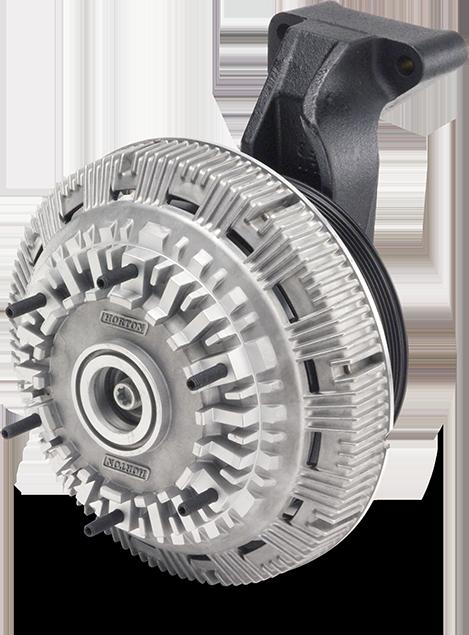 DM Advantage Two-Speed Pneumatic Fan Drive