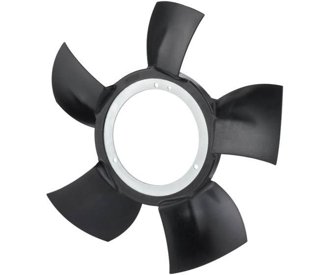 compact equipment engine fan ls5