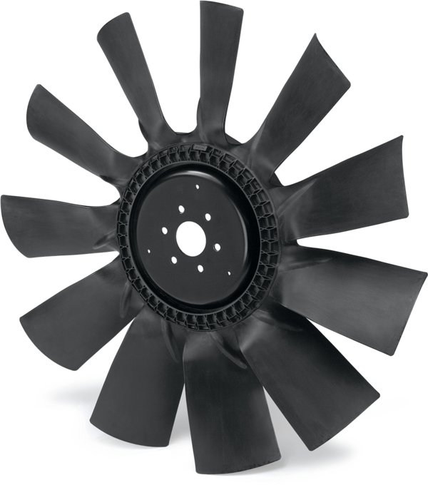 HS11 Nylon Engine Cooling Fan