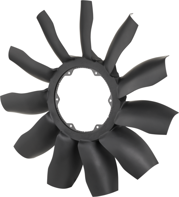 HS11A Nylon Engine Cooling Fan