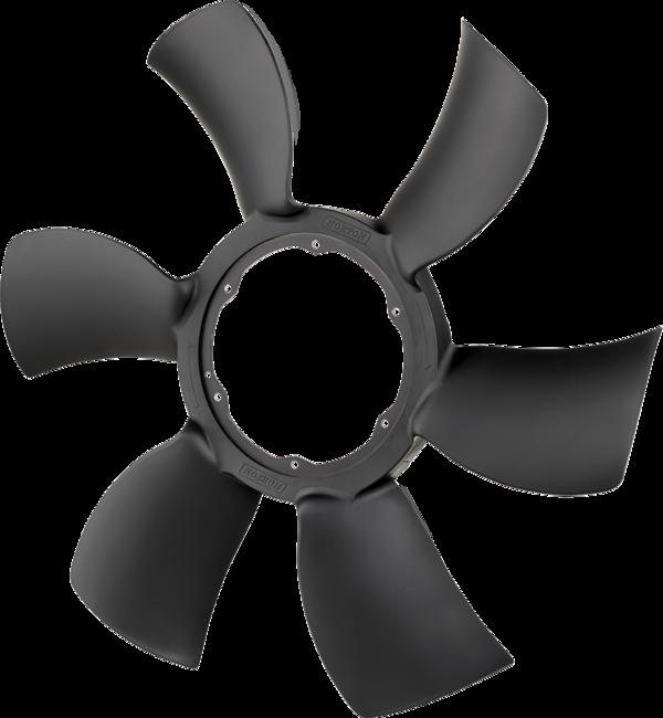 HS6 Nylon Fan