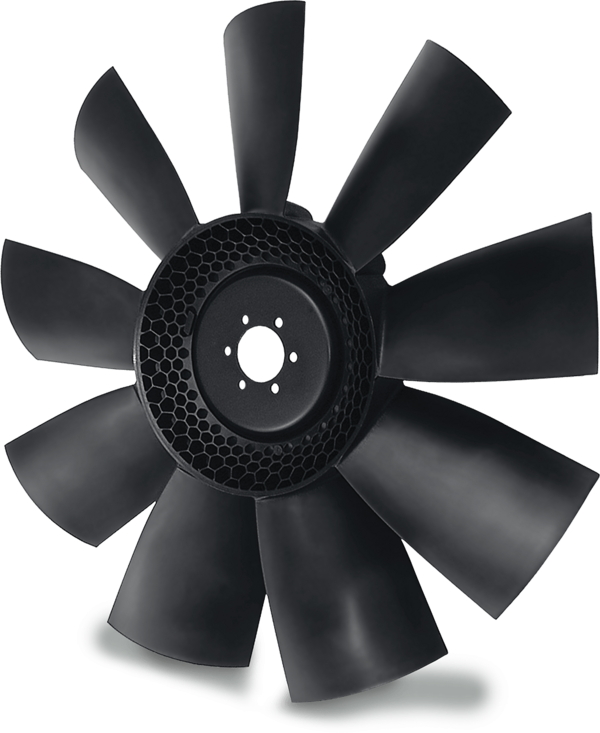 HS9 Nylon Cooling Fan