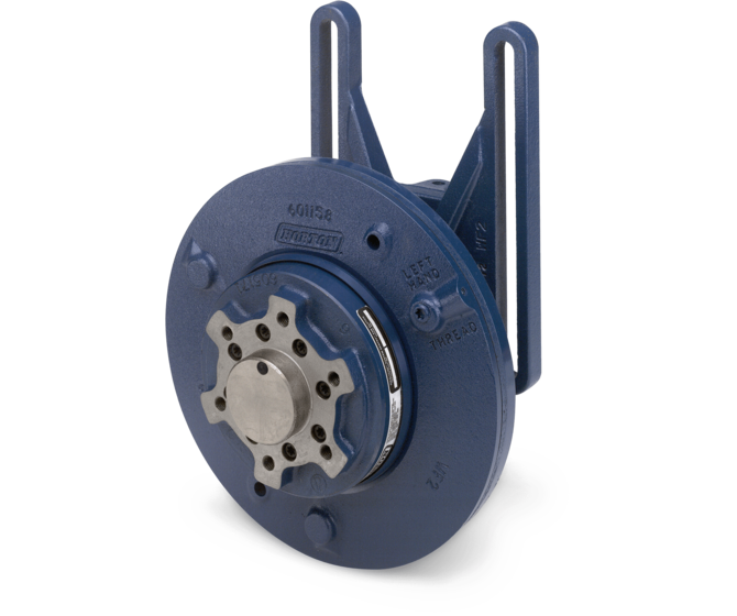 HTS pneumatic fan clutch
