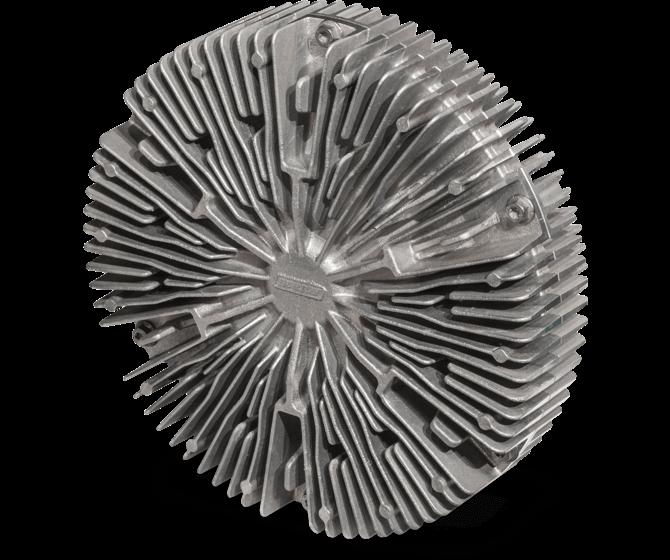 LCV80 Fully Variable Fan Drive