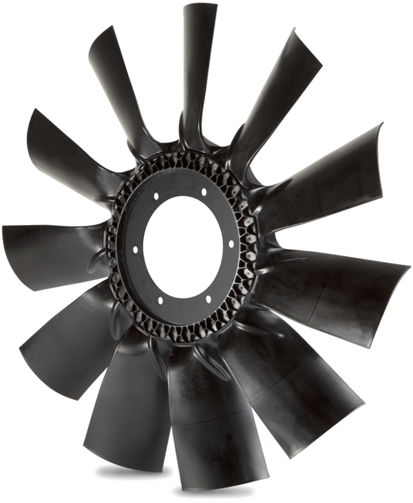 WindMaster Nylon LS11 Standard Fan