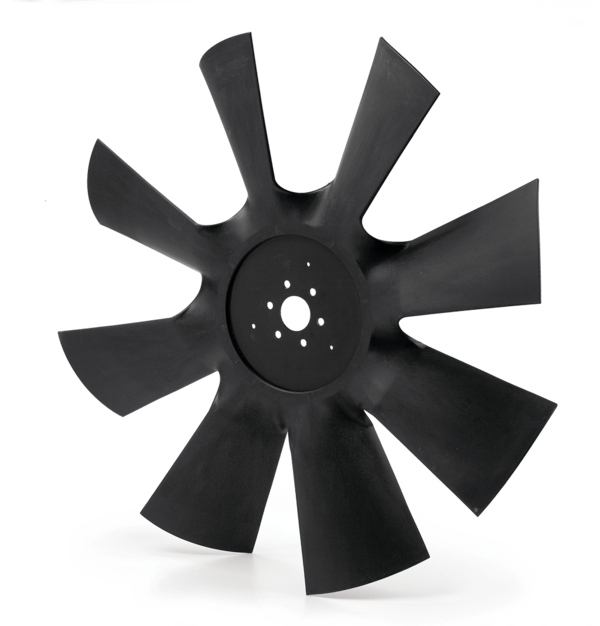 WindMaster MS8 Nylon Standard Cooling Fan