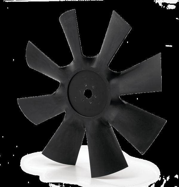WindMAster MS8 Nylon Standard Fan