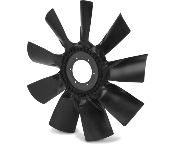 MS9 Nylon Fan