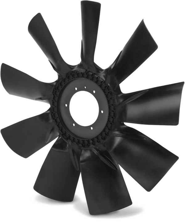 MS9 Nylon Engine Cooling Fan