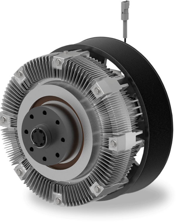 RCV1000 Fully Variable Fan Drive