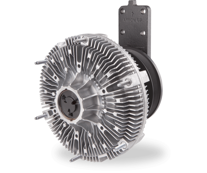 viscous fan drive rcv250