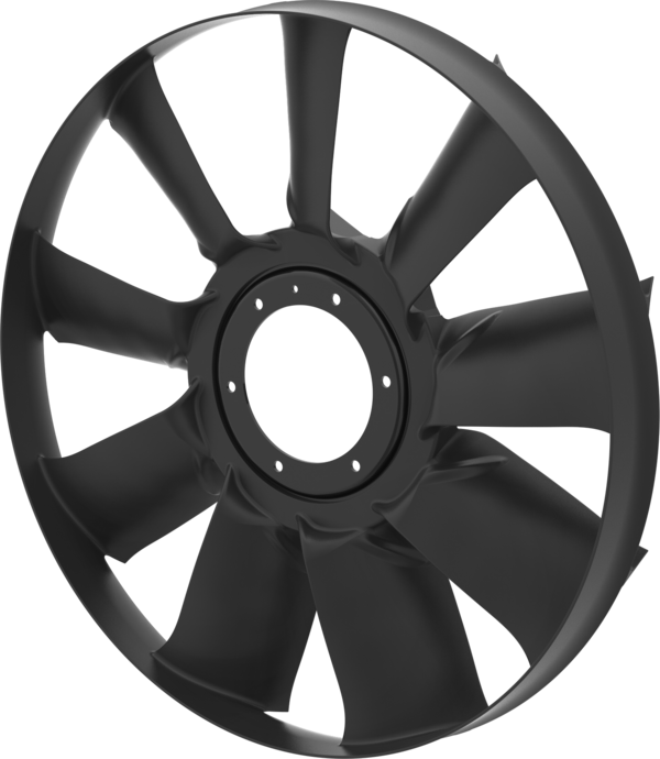 WindMaster Molded Ring Cooling Fan