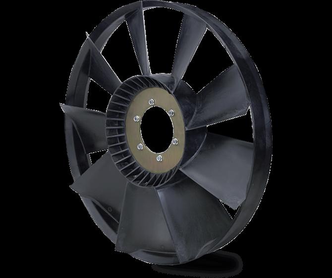 WindMaster Molded Ring Fan