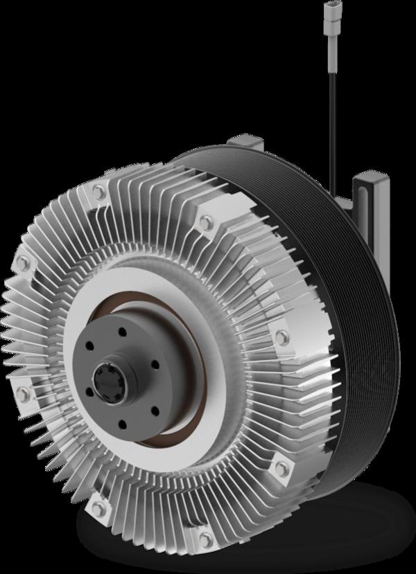 RCV2000 Fully Variable Fan Drive